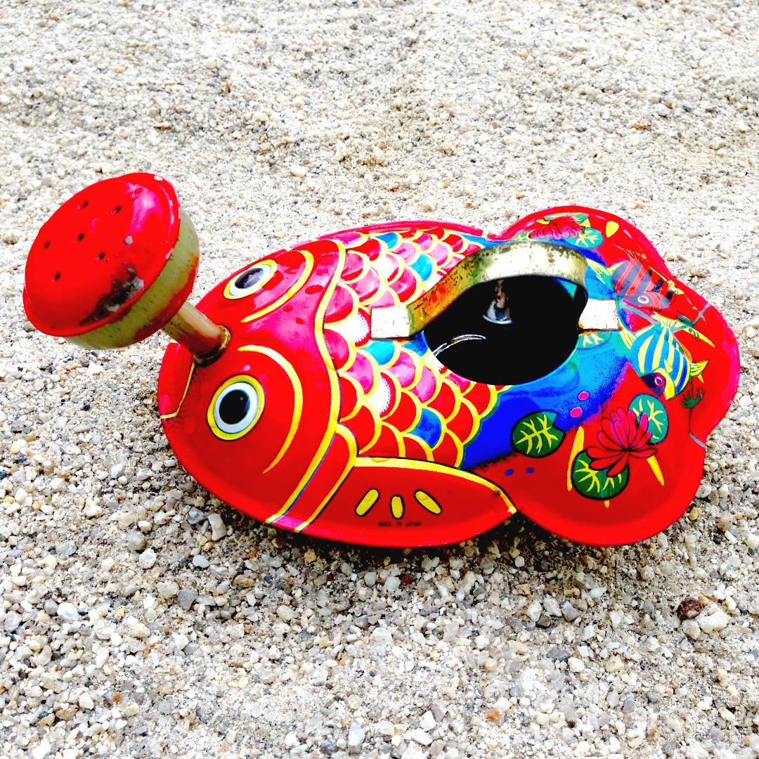 金魚(かんたんキレイ登録のサンプル)画像