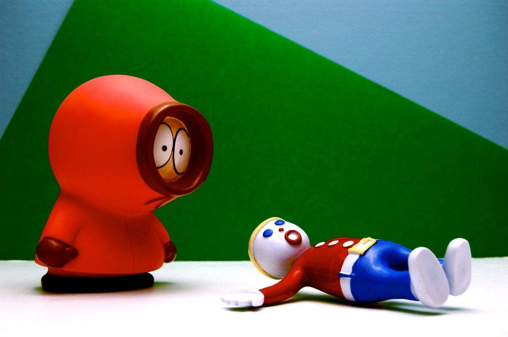 人形x2の画像